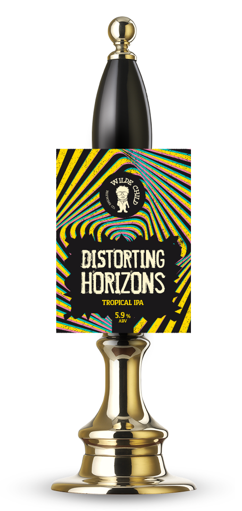 Distorting-horizons