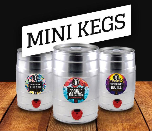 mini-kegs