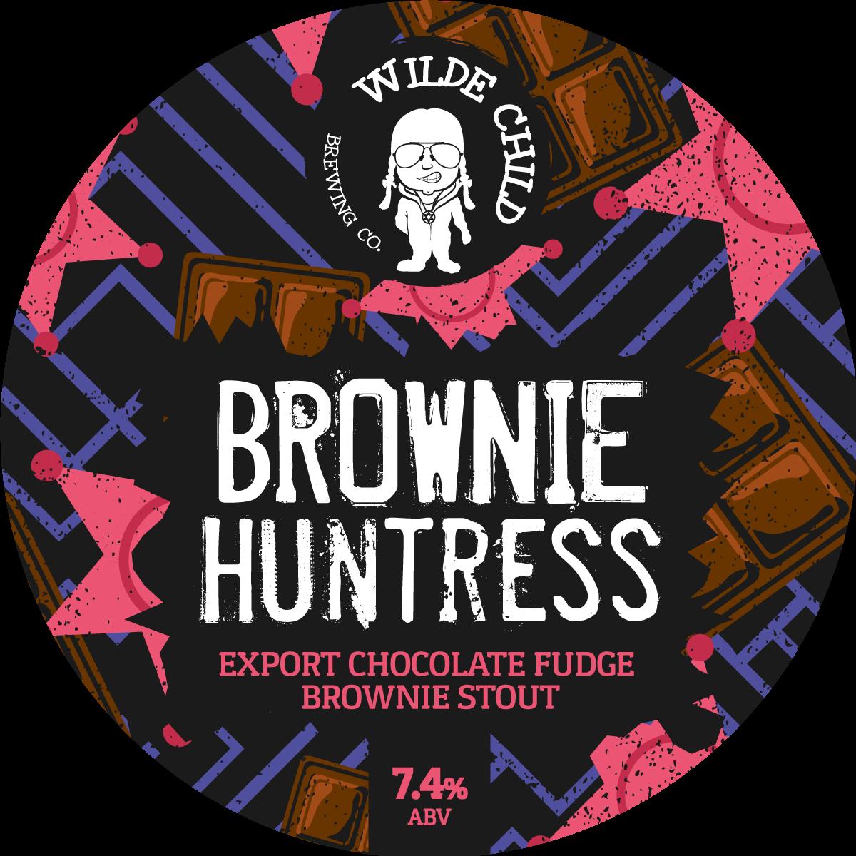 Brownie-Huntress-Round