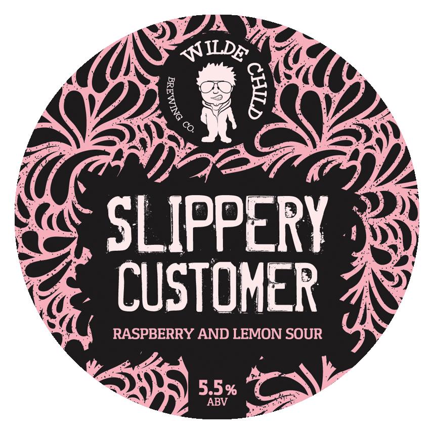 Mail-Chimp--Circle-Artwork_0001_Wilde-Cild-Brewing-Co.---Slippery-Customer-Keg-Clip