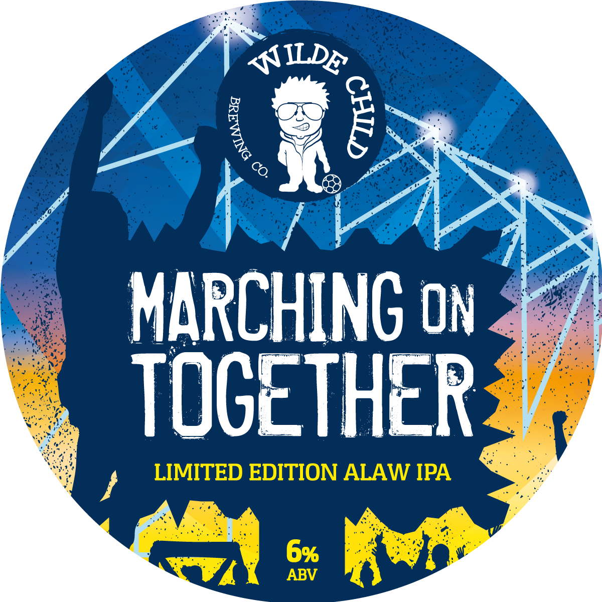 Marching-on-Together-Round
